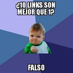Que opinan ustedes? #seo #links #linkbuilding