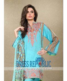 Mausummery Lawn 2015 - Pakistani Fashion Clothes Online