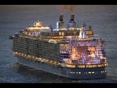 Allure of the Seas Cruise Tip Video Royal Caribbean - YouTube