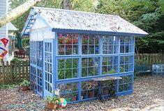 DIY: 13 Ideas de Proyectos DIY de Invernaderos – Te regalo una idea
