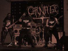 Força Metal BR: Carnage: presente no cast da primeira edição do At...