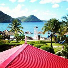 Sandals Grande St Lucia. Beautiful Resort