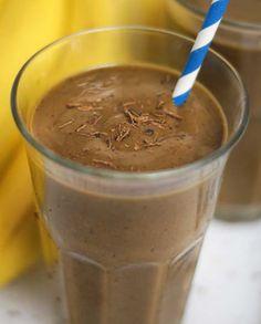 Cherry Chocolate Shake (Vegan) « Detoxinista