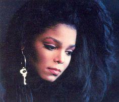 Janet Jackson with signature key earring Michael Jackson, Janet Jackson 90s, Janet Jackson Videos, Janet Jackson Rhythm Nation, Jo Jackson, Jackson Family, Gary Indiana, Mary J, The Jacksons