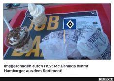 Imageschaden durch HSV.. | Lustige Bilder, Sprüche, Witze, echt lustig