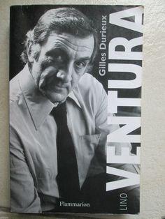 Lino Ventura Gilles Durieux Tontons Acteur France Photos | eBay