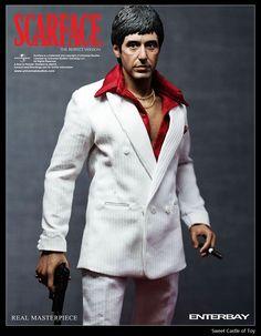 1 6 Enterbay Scarface Al Pacino Tony Montana