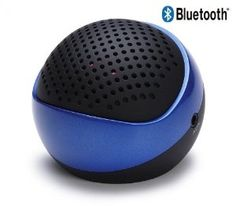Amazon.com: AYL Portable Bluetooth Wireless Version 4.0 Rechargeable Mini Speaker System for iPhone/ PC / Cell Phone / Tablet / Car /MP3 Player (Zaffre Blue): MP3 Players & Accessories