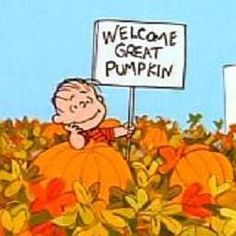 It's NEVER Halloween without watching The Great Pumpkin