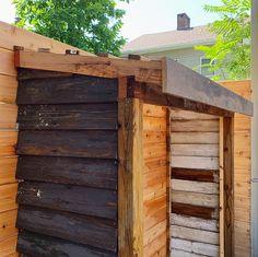 Bluestone Backyard: Build Yourself a Little Storage Shed! | Daniel Kanter Backyard Storage Sheds, Building A Storage Shed, Diy Storage Shed, Backyard Sheds, Bike Storage, Backyard Studio, Backyard Projects, Backyard Kitchen, Restoring Old Houses