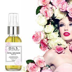 Rose Petal Infusion Body Oil