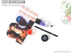 Brand Discovery: 3INA UV Makeup Collection