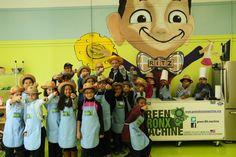 The Green Bronx Machine Mobile Classroom Kitchen! | Green Bronx Machine