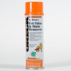 Oreck Pet Stain and Odour Remover #cleaning #odours #petcare