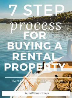 """ Leslie Li Bridal saved to Build Wealth in Real Estate 23 rental properties Buying A Rental Property, Income Property, Investment Property, Real Estate Rentals, Real Estate Tips, Real Estate Investor, Real Estate Marketing, How To Bun, Home Buying Tips"