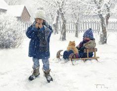 """Winters Blanket"" by Robert Duncan"