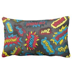 Super Words! Pillow