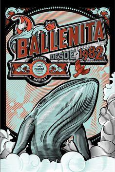 Ballenita - Cartel Práctica 0