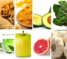 7 alimentos para limpiar el hígado naturalmente. - Vida Lúcida
