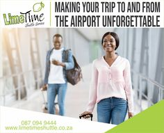 We are making travelling easier. We offer friendly, reliable, and affordable Airport shuttle transfer to and from OR Tambo International Airport and Lanseria Airport to any of our 28 drop-off destinations. Book your seat online at or contact us on 087 094 9444 to make a booking. #limetimeshuttle #airportshuttles #shuttle