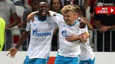 Nizza – Schalke 0:1   Balotelli? Baba!