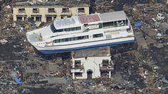 March 11 2011 = Tsunami + Earthquake   JAPAN
