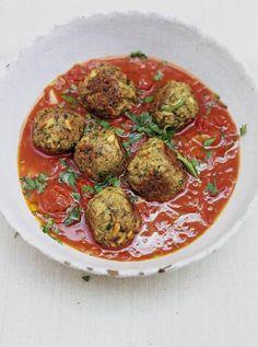 Tuna Meatballs | Fish Recipes | Jamie Oliver Recipes