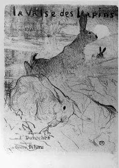 Henri de Toulouse-Lautrec ~Rabbits