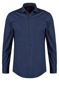 JASON SLIM FIT - Kostymskjorta - navy