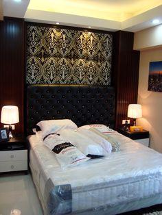 Office meeting room cabinet by Simple Luxury Interior Surabaya ...