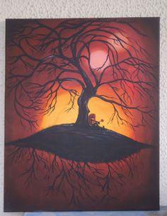 melancholy tree