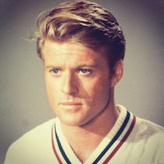 Robert Redford young