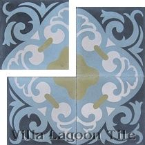 Cement Tile in Stock for Immediate Shipment | Villa Lagoon Tile