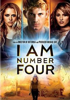 i am number four - I loved number six in this movie, i could relate to her character. This movie was fun.