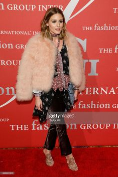 Olivia Palermo attends the 2017 Night Of Stars Gala at Cipriani Wall Street on October 26, 2017 in New York City.