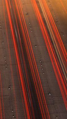 Highway Lights #iPhone #5s #Wallpaper | Enjoy more here:http://www.ilikewallpaper.net/iphone-5-wallpaper/.