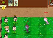Chinense Plants Vs Zombies special edition