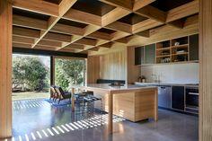 Gallery Of Dark Light House By Mrtn Architects In Rye, Vic, Australia (6)