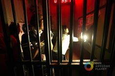 Read More: Here are… 10 Most Fun Activities in Manila Edition)! THE PRISON ROOM is a Breakout Philippine's escape room where you are locked up inside a prison cell, and you have to solve clues to escape in 45 minutes. Escape Experience, Escape Room, Mystery Room, Prison Cell, Best Mysteries, Lock Up, Southeast Asia, Fun Activities, Philippines