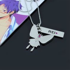 Relaxcos Free! Iwatobi Swim Club Rei Necklace Accessory Cosplay ** Click image for more details.