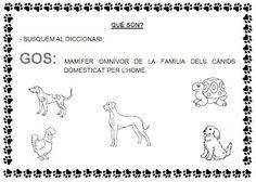 Trencaclosques: Projecte Els gossos