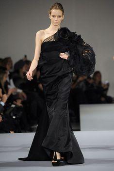 Elie Saab Spring 2009 Couture Fashion Show - Daria Strokous (Women)