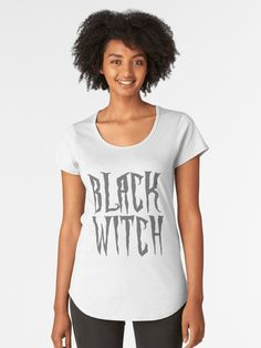 Black witch, gray and white magical, fantasy font •  Also Available as T-Shirts & Hoodies, Men's Apparels, Women's Apparels, Stickers, iPhone Cases, Samsung Galaxy Cases, Posters, Home Decors, Tote Bags, Pouches, Prints, Cards, Mini Skirts, Scarves, iPad Cases, Laptop Skins, Drawstring Bags, Laptop Sleeves, and Stationeries #style #fashion #clothing #clothes #girls