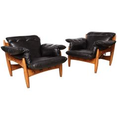 Sergio Rodriguez Iconic Pair of Chairs