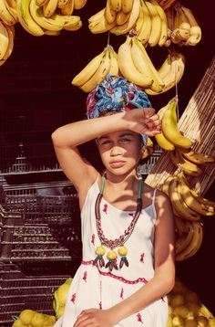 It's confirmed! Mango wants everybody, both kids and adults, to wear the trendiest clothes. This brand from Barcelona has just launched a new collection for kids and we really love it! It's new lookbook, Summer Portraits, includes the musts of the Spring- Summer season: cool pieces, tropical print, bright colours to be perfectly combined with […]