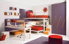 bunk bed desk combo plans