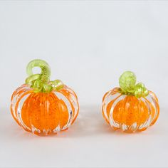 Paperweight pumpkin, Opal Orange core. The paperweight pumpkin is made in layers. I make everything in Corning New York. This is our new small design perfect for the glass pumpkin collector looking to add some variation to their fall display. This is a great Gift for mom, Fall decoration, Fall wedding gift, Anniversary Gift, Coworker gift, gift for grandma, fall birthday gift, pumpkin decoration, or just a nice piece to add to your collection. #falldecor #halloweendecor #thanksgivingdecor Small Pumpkins, Glass Pumpkins, White Pumpkins, Fall Birthday, Birthday Gifts, Thanksgiving Decorations, Halloween Decorations, Fall Wedding, Wedding Gifts