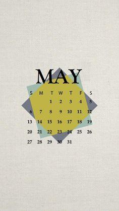 May 2018 iPhone Background Calendar Photo Backgrounds, Wallpaper Backgrounds, Iphone Wallpapers, Calendar Wallpaper, Screen Wallpaper, Cover Photos, Clinic, Tech, Beautiful