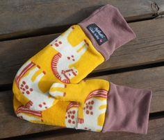 Lapaset fleecevuorella! :) Näitä saapi tilauksesta :)