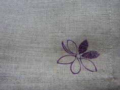 Torchon 100 Lin naturel par LesEtoffesdInterieur sur Etsy Creations, Etsy, Dishcloth, Unique Jewelry, Wool